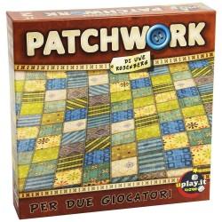 PATCHWORK edizione italiana gioco da tavolo per 2 giocatori rompicapo
