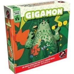GIGAMON gioco evocativo di memoria in italiano RED GLOVE età 5+ giocatori 2-4