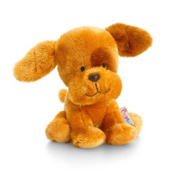 PELUCHE CANE PUPPY 14 cm Pippins Keel Toys CLASSICO pupazzo bambola pet