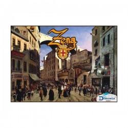 ZENA 1814 Genova HC DISTRIBUZIONE età 12+ INDIPENDENZA 2-5 giocatori 2015