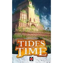 TIDES OF TIME Uplay edizioni GIOCO DA TAVOLO Italiano LE MAREE DEL TEMPO età 10+ UNO CONTRO UNO