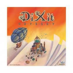 DIXIT Odyssey edizione ITALIANA gioco da tavolo creativo x 3-6 giocatori party game