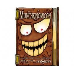 Munchkinomicon edizione italiana espansione per Munchkin