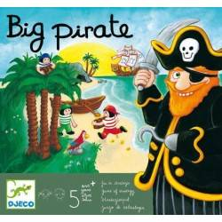 Big Pirate Djeco - edizione multilingue