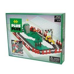 MINI BASIC 1060 pezzi CIRCUITO RACE TRACK PLUSPLUS gioco modulare costruzioni