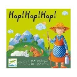 Hop! Hop! Hop! Djeco gioco cooperativo