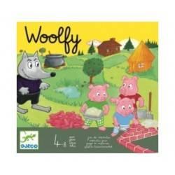 Woolfy - Djeco gioco cooperativo