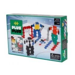 MIDI BASIC 360 pezzi PLUSPLUS plus PEZZI PICCOLI gioco modulare costruzioni ETA' 5-12 hockey