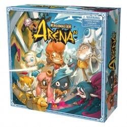 KROSMASTER ARENA 2.0 nuovo GIOCO in italiano GHENOS GAMES 8 miniature CON VERSIONE ONLINE età 12+