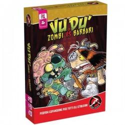Zombi vs Barbari ESPANSIONE per Vudu' GIOCO DI CARTE magia PARTY GAME vudu ITALIANO età 8+