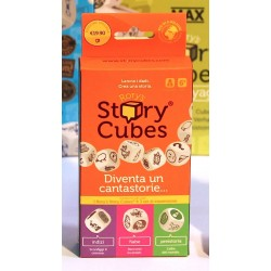 STORY CUBES Original + 3 Mix COMBO set base game + expansions RORY's nuts game ages 6 +