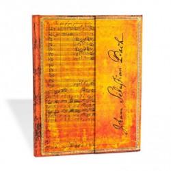 Diario a righe Bach Cantata BWV 112 ultra Paperblanks cm 18x23 taccuino