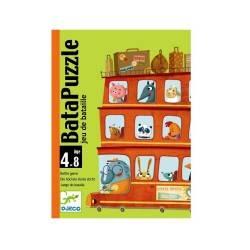 Batapuzzle - giochi di carte Djeco