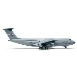 USAF LOCKHEED C-5B GALAXY HERPA WINGS 524148 scala 1:500 model