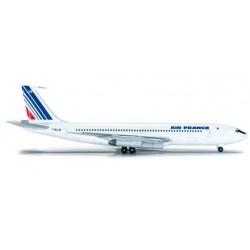 AIR FRANCE BOEING 707-300 HERPA WINGS 523059 scala 1:500 model