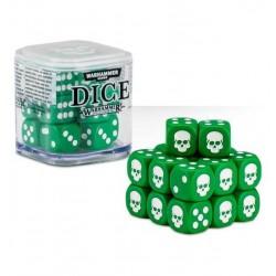 SET DI 20 DADI colorati CLASSICI Warhammer GRIGI cubo GAMES WORKSHOP Age of Sigmar e 40k
