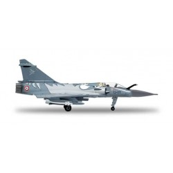 FRENCH AIR FORCE DASSAULT MIRAGE 2000C TIGER HERPA WINGS 554169 scala 1:200 model