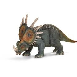 STIRACOSAURO dinosauro in resina SCHLEICH 14526 Styracosaurus