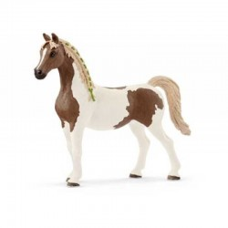 GIUMENTA ARABA PINTO Schleich CAVALLO animali 13838 miniature in resina HORSE CLUB età 3+