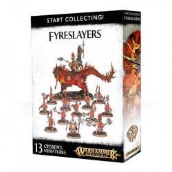 START COLLECTING Warhammer FIRESLAYERS 13 miniature GAMES WORKSHOP Citadel AGE OF SIGMAR nani 12+