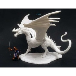 DIABOLUS drago in plastica REAPER MINIATURES Kickstarter Bones III limited edition dragon