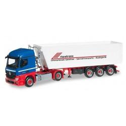 MERCEDES BENZ ACTROS STREAMSPACE RIWATRANS Herpa 304122 Auto Trucks Camion scala 1:87 model