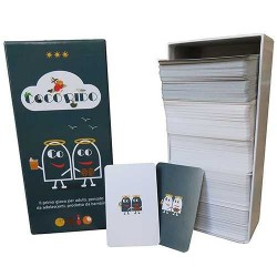 COCO RIDO gioco di carte in italiano demenziale party game approvato da Cards Agains Humanity 600 carte