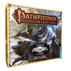 PATHFINDER ADVENTURE CARD GAME TESCHI E CEPPI set base Giochi uniti gioco di carte