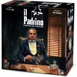 IL PADRINO l'impero dei Corleone MAFIA gioco da tavolo MINIATURE edizione italiana FAMIGLIE dominio New York 8+
