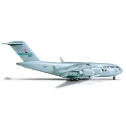 USAF BOEING C-17A GLOBEMASTER III HERPA WINGS 524322 scala 1:500 model