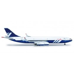 POLET AIRLINES ILYUSHIN IL-96-400T HERPA WINGS 518390 scala 1:500 model