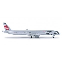 FLYNIKI AIRBUS A321 HERPA WINGS 520942 scala 1:500 model