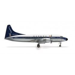 SABENA CONVAIR CV-440 HERPA WINGS 515832 scala 1:500 model
