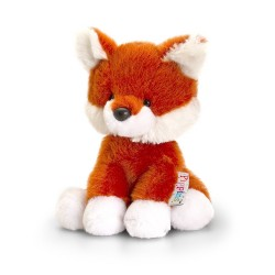 PELUCHE VOLPE 14 cm Pippins Keel Toys CLASSICO pupazzo FOX
