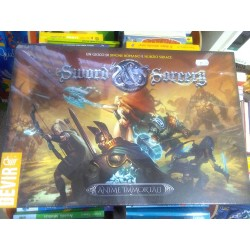 SWORD AND SORCERY edizione italiana gioco di miniature DEVIR dungeon crawler Ares
