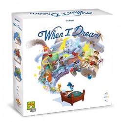 WHEN I DREAM party game SOGNI Asmodee INDOVINA LA PAROLA gioco COMUNICAZIONE età 6+