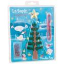 ABETE DI NATALE albero MAGICO Les Petites Merveilles MOULIN ROTY sapin 711071 CRESCE DA SOLO età 8+