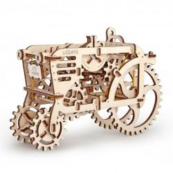 TRATTORE IN LEGNO UGEARS da montare modellismo 97 pezzi puzzle 3D