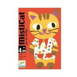 Misticat - giochi di carte Djeco