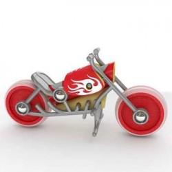 E-CHOPPER MOTO IN LEGNO MACCHININA - HAPE età 3+