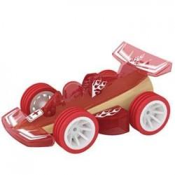 RACER AUTO IN LEGNO BAMBOO MACCHININA - HAPE età 3+ MINI VEICOLI