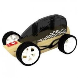 LOW RIDER AUTO IN LEGNO BAMBOO MACCHININA - HAPE età 3+ MINI VEICOLI