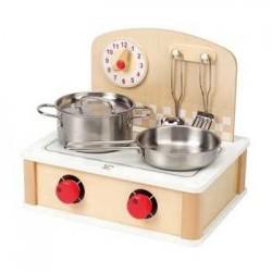 Jeu imitation bois de cuisine bois cuisine ages 3 + Hape