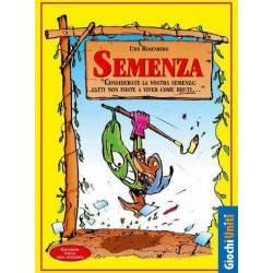 Semenza edizione italiana 2013 - base e 2 espansioni - gioco di carte x 2-7 gioc