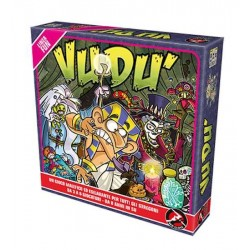 VUDU ' ENGLISH Magic game party game Voodoo