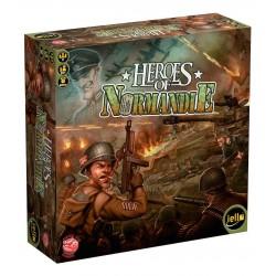 HEROES OF NORMANDIE gioco da tavolo 30' per 2 giocatori PLAYWELLGAMES età 14+