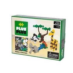 MINI BASIC ANIMAL parts 170 PLUSPLUS modular construction game SAVANNAH