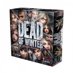 DEAD OF WINTER gioco cooperativo ma competitivo EDIZIONE ITALIANA Play Hat Games