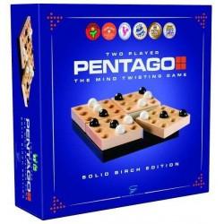 PENTAGO oliphante ETA' 8+ gioco da tavolo UNO CONTRO UNO per 2 giocatori DELUXE EDITION
