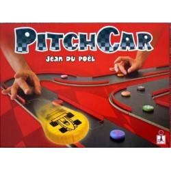 Pitchcar gioco di corse e abilità in legno